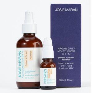 Josie Maran Protect & Perfect Radiance 2pc Set